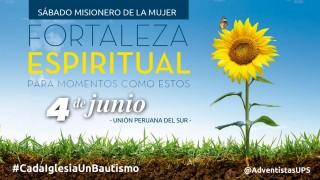 Sermón Sábado Misionero de la Mujer