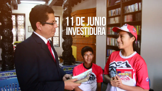 VIDEO: Investidura Caleb8UPN APCE
