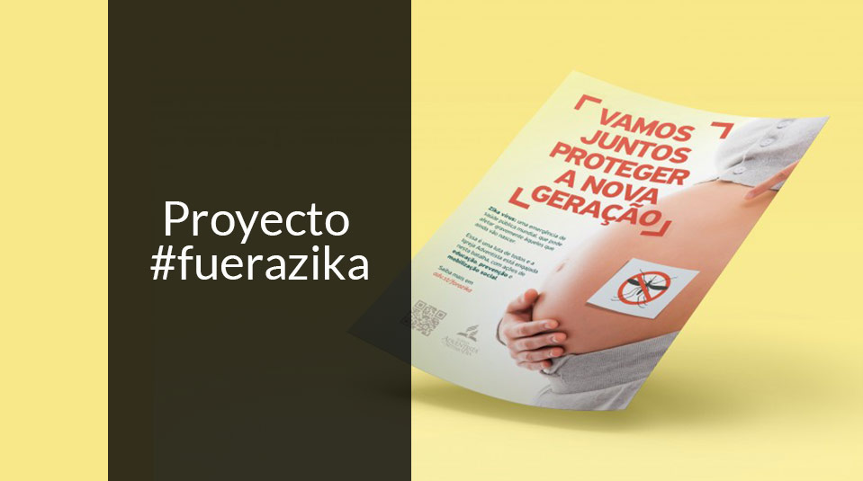 Proyecto #fuerazika