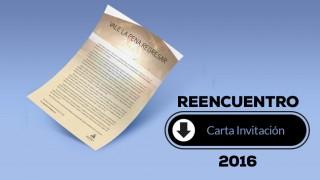 Carta de invitación (pdf) – Reencuentro 2016