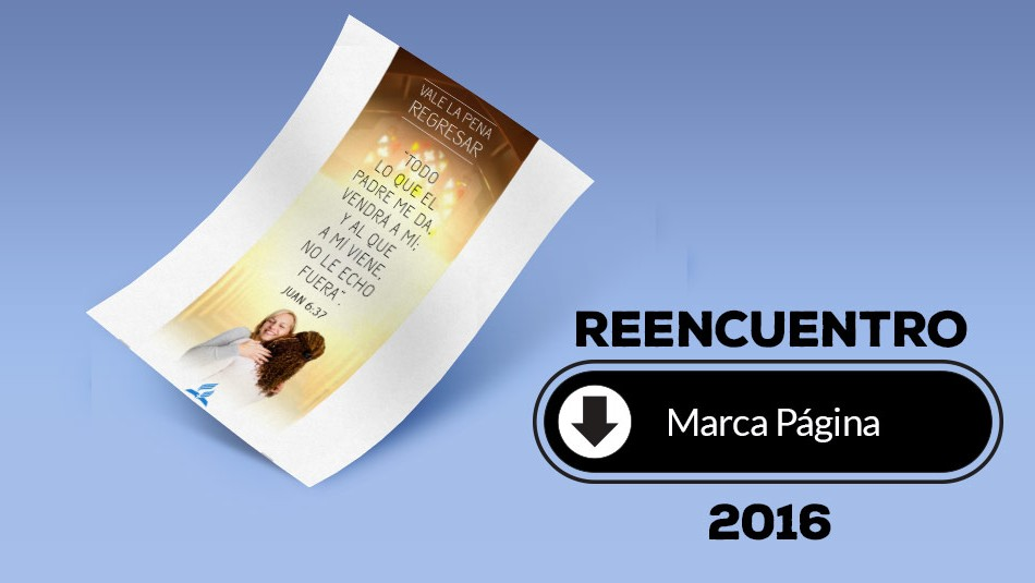 marcapagina reencuentro
