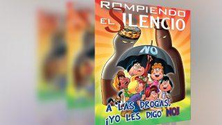 Revista: Rompiendo el Silencio niños 2016
