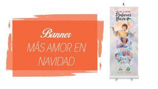Banner: Más amor en Navidad 2016