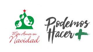 Logo (.png): Más amor en Navidad 2016