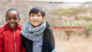 Octubre: Una puerta abierta a Jesús – Informativo Mundial de las Misiones 4ºTrim/2016