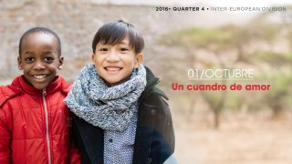 01/Oct. Un cuandro de amor – Informativo Mundial de las Misiones 4ºTrim/2016