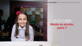 15/Oct. Misión en acción, parte 7 – Informativo Mundial de las Misiones 4ºTrim/2016