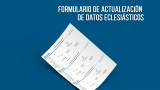 Formulario de Actualización Eclesiástica