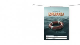 Afiche (arte abierta) – Evangelismo de Cosecha 2016