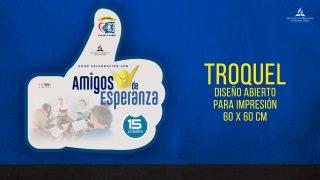 Troquel Like – Amigos de Esperanza