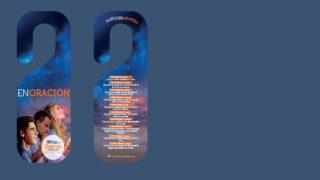 Colgador de puerta: 10 días de oración y 10 horas de ayuno 2017