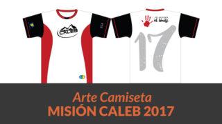 Camiseta: Misión Caleb 2017