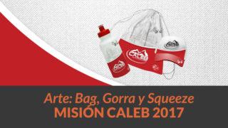 Kit: Misión Caleb 2017
