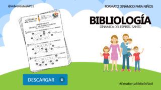 Bibliología 2: Dinámica del Espiritú Santo