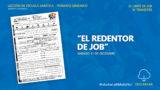 Lección 12: Formato Dinámico – El Redentor de Job