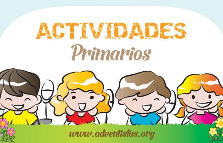 Primarios – 23 Septiembre 2017 – Auxiliar de Escuela Sabática