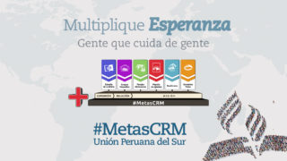 Logo MetasCRM #UPSur oficial