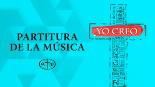 Partitura Música Yo Creo – Tema Joven 2017