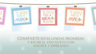 Tarjetas Resoluciones de Vida – Año Nuevo 2017