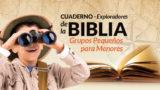 Cuaderno: Exploradores de la Biblia