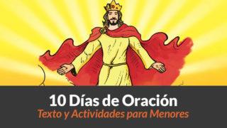 Revista 10 Días de Oración – Niños