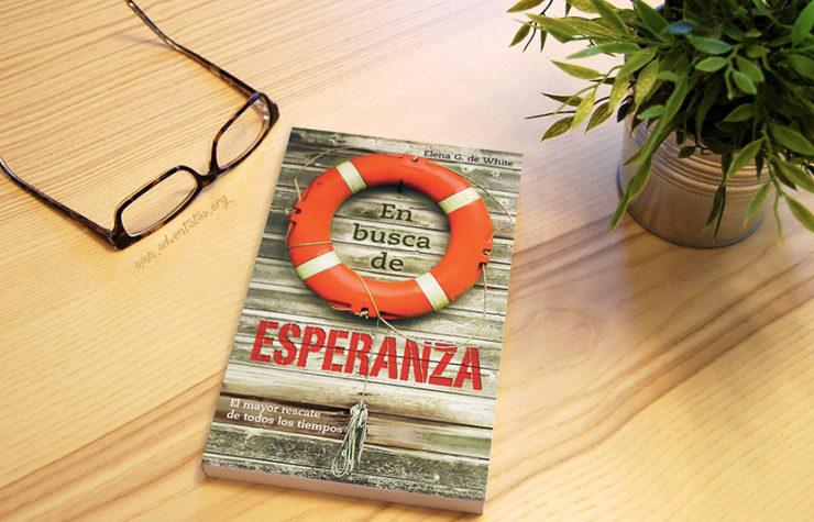 Libro En Busca de Esperanza | Autor: Ellen G. White