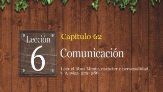 PowerPoint 6 – Comunicación | Adoración en Familia