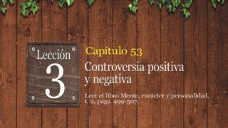 PowerPoint 3 – Controversia positiva y negativa  | Adoración en Familia