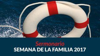 Sermonario para imprimir | Semana de la Familia