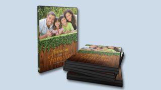 Tapa para DVD para imprimir y PSD | Adoración en Familia