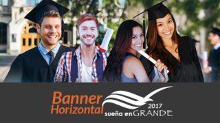 Banner horizontal: Sueña en Grande 2017