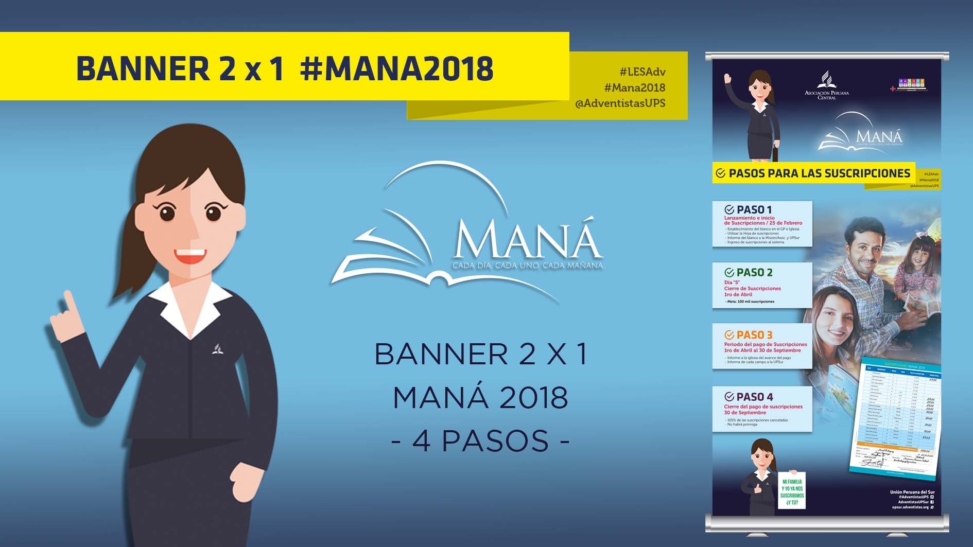 Banner #Mana2018 UPSur