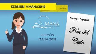 Sermón #Mana2018 UPSur