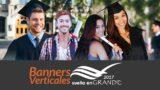 Banners Verticales: Sueña en Grande 2017