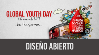 Diseño Abierto – Global Youth Day 2017