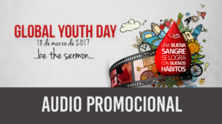 Audio Promocional – Global Youth Day 2017