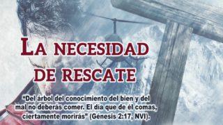 PowerPoint 2  Necesidad del rescate | Semana Santa 2017