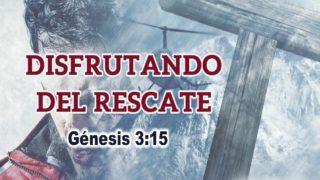 PowerPoint 8 Disfrutando del rescate | Semana Santa 2017