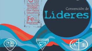 Afiche convención de líderes
