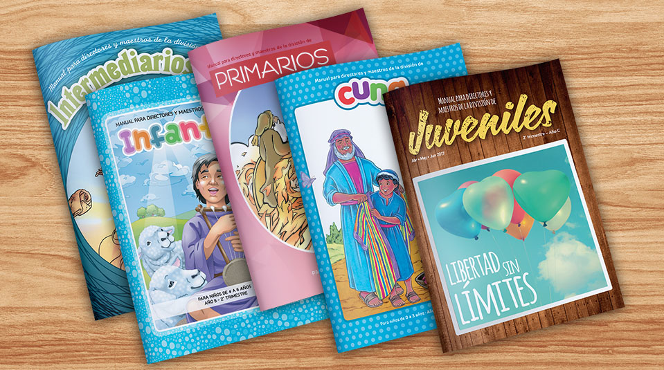 Manuales Infantiles 2017