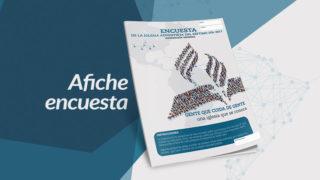 Afiche sobre Encuesta de la Iglesia Adventista – 2017
