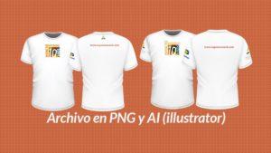 Camiseta – Impacto Esperanza 2017