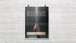 Afiche: Decisiones – Reencuentro 2017