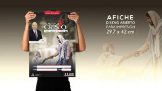 Afiche – El Metodo de Cristo