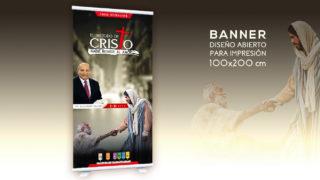 Banner – El Método de Cristo