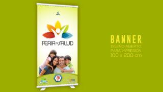 Banner – Feria de Salud