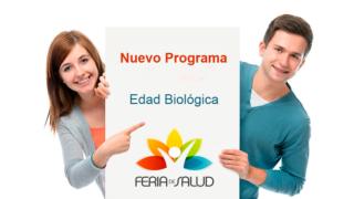 Nuevo Programa – Edad Biológica