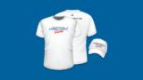 Camiseta y Gorro: Multiplique Esperanza 2017