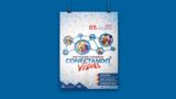 Afiche: Conectando Vidas – Multiplique Esperanza