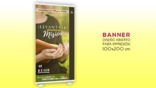 Banner Sabado Misionero de la Mujer